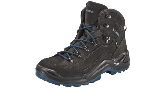 Lowa Renegade GTX Mid Shoes Men anthrazit/jeans